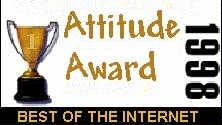 *Attitude Award - Best of the Internet - 1998